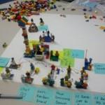 Organization with LEGOs